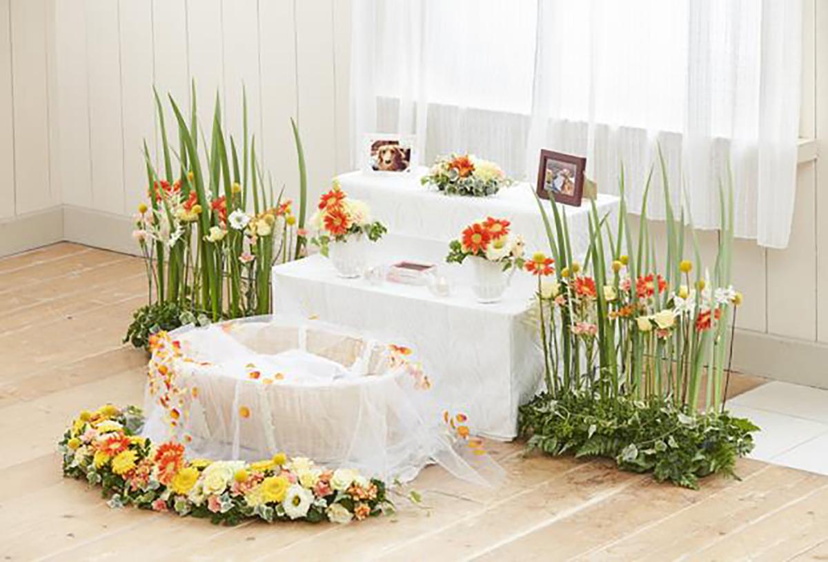 花祭壇オレンジパーク