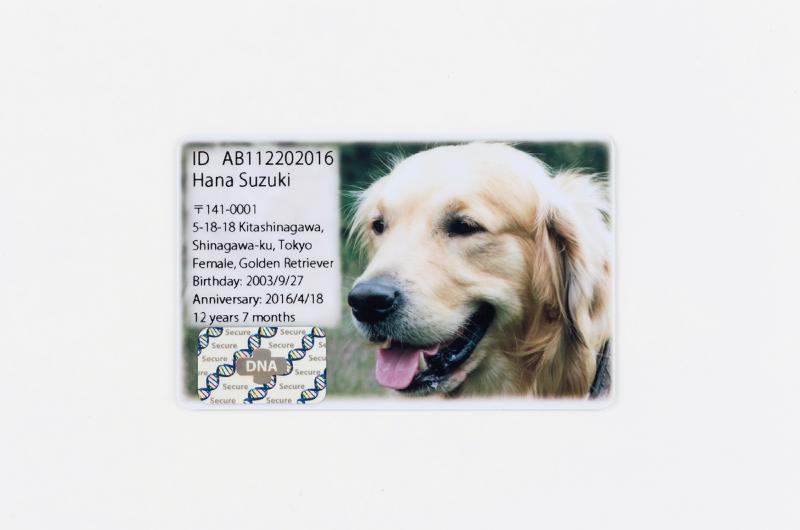 OMOCA DNAフォトカード